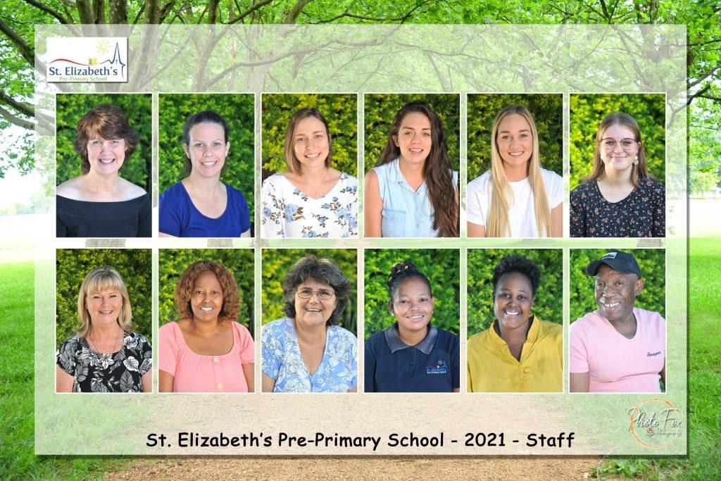 St. Lizzies Staff